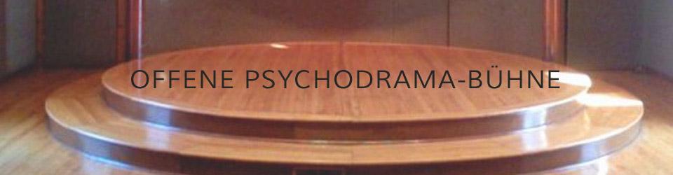 Offene Psychodrama-Bühne Köln - Die Seele durch Handeln ergründen (Moreno)